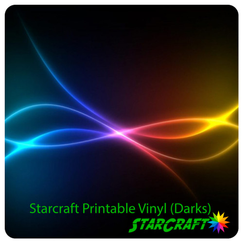 picture relating to Starcraft Printable Htv known as Retail outlet All - Warmth Go Vinyl - StarCraft InkJet Printable