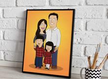 Family Style - Custom Portrait