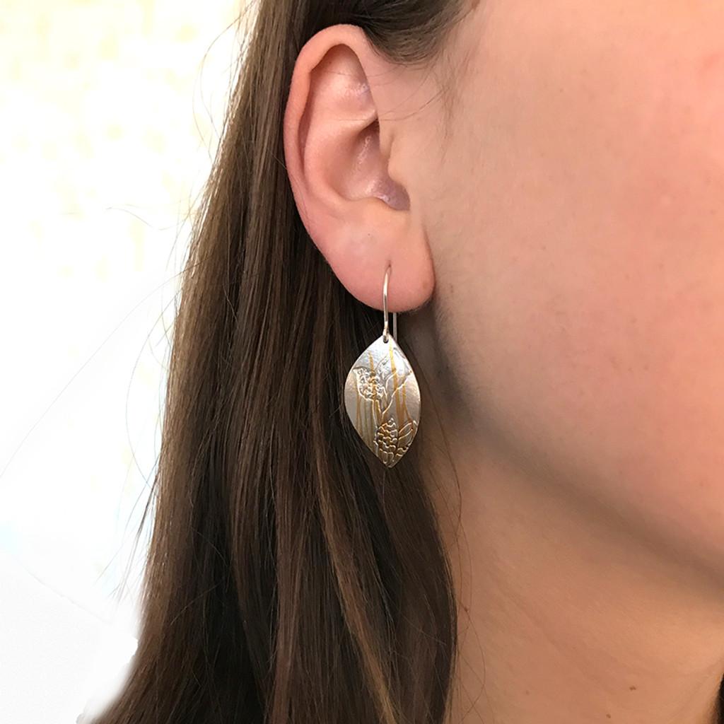 Hakea earrings - small