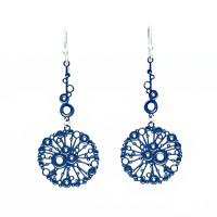 Dotty Urchin earrings long