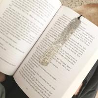 Steel Flowering Gum bookmark