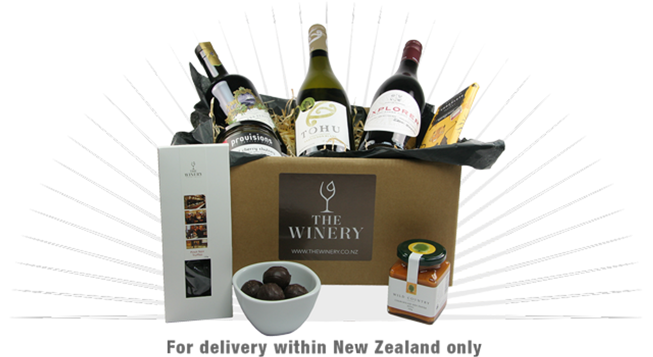 2 bottle wine and gift pack