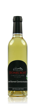 Stonecroft Late Harvest Gewurztraminer Hawke's Bay New Zealand