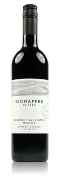 Kidnapper Cliffs Cabernet Sauvignon Merlot Hawke's Bay New Zealand