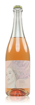 Alpha Domus Beatrix Sparkling Rose Hawke's Bay New Zealand