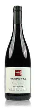 Folding Hill Orchard Block Pinot Noir Bendigo Central Otago New Zealand