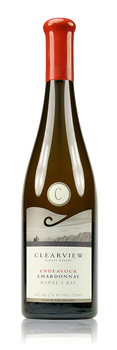 Clearview Endeavour Chardonnay Hawke's Bay New Zealand