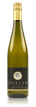 Ostler Lakeside Pinot Gris Waitaki Valley New Zealand