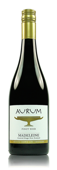 2016 Aurum Madeleine Pinot Noir Central Otago New Zealand