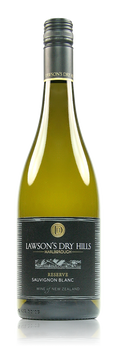 Lawson's Dry Hills Reserve Sauvignon Blanc Marlborough New Zealand