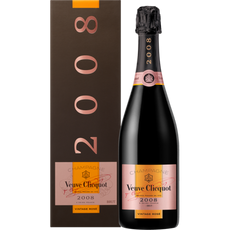 Veuve Clicquot Vintage Rose 2008 in gift box