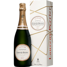 Laurent-Perrier LA Cuvee Brut in gift box