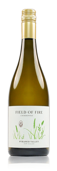 Pyramid Valley Field of Fire Chardonnay Waikari Valley New Zealand