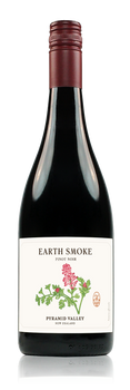 Pyramid Valley Earth Smoke Pinot Noir Waikari Valley New Zealand