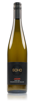 Soho Jagger Pinot Gris Marlborough New Zealand