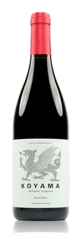 Koyama Williams' Vineyard Pinot Noir Waipara New Zealand