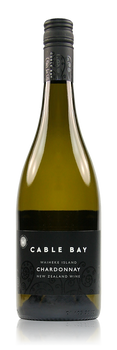 Cable Bay Waiheke Island Chardonnay New Zealand