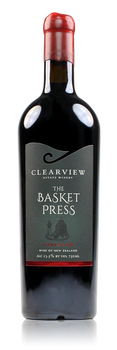 Clearview Basket Press Cabernet Merlot Hawkes Bay New Zealand