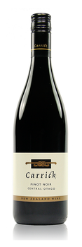 2016 Carrick Bannockburn Pinot Noir Central Otago New Zealand