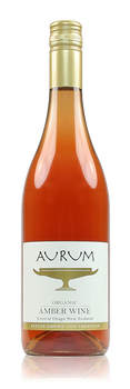2017 Aurum Organic Amber Wine Central Otago New Zealand