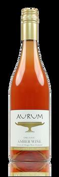 2017 Aurum Organic Amber Wine Central Otago New Zealand