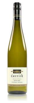 2017 Carrick Bannockburn Riesling Central Otago New Zealand