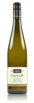 2018 Carrick Bannockburn Pinot Gris Central Otago New Zealand