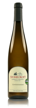 Stonecroft Gewurztraminer Hawke's Bay New Zealand