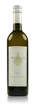 Mudbrick Pinot Gris Marlborough New Zealand