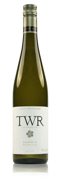Te Whare Ra Riesling 'M' Marlborough New Zealand