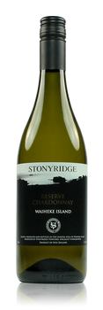 Stonyridge Reserve Chardonnay Waiheke Island New Zealand