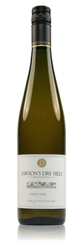 Lawson's Dry Hills Pinot Gris Marlborough New Zealand