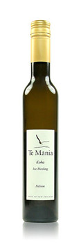 Te Mania Koha Ice Riesling Nelson New Zealand