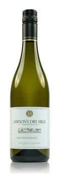 Lawson's Dry Hills Sauvignon Blanc Marlborough New Zealand