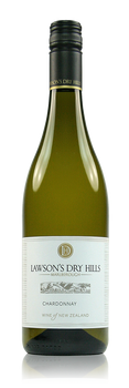 Lawson's Dry Hills Chardonnay Marlborough New Zealand