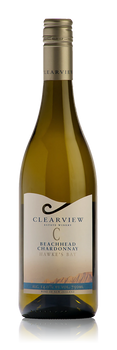 Clearview Beachhead Chardonnay Hawke's Bay New Zealand