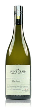 Saint Clair Omaka Reserve Chardonnay Marlborough New Zealand