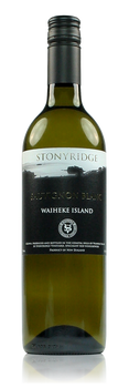 Stonyridge Sauvignon Blanc Waiheke Island New Zealand