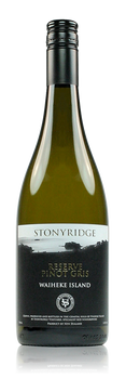 Stonyridge Reserve Pinot Gris Waiheke Island New Zealand