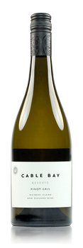 Cable Bay Waiheke Island Reserve Pinot Gris