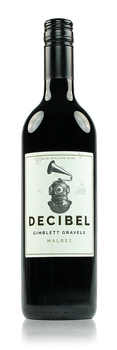 Decibel Gimlett Gravels Malbec Hawke's Bay New Zealand