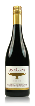 2015 Aurum Mathilde Pinot Noir Central Otago New Zealand