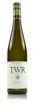 Te Whare Ra Single Vineyard 5182 Riesling 'D' Marlborough New Zealand