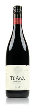 Te Awa Syrah Hawke's Bay New Zealand