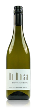 Mt Rosa Sauvignon Blanc Central Otago New Zealand