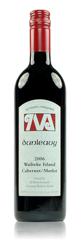 Dunleavy Cabernet Merlot 2006 (Library Release)