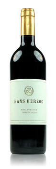 Hans Herzog Tempranillo Marlborough New Zealand