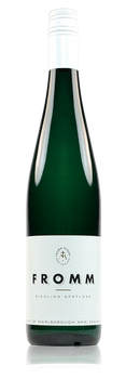 Fromm Spatlese Riesling Marlborough New Zealand
