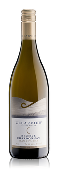 Clearview Estate Reserve Chardonnay Hawke's Bay New Zealand