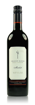 Craggy Range Gimblett Gravels Merlot Hawke's Bay New Zealand
